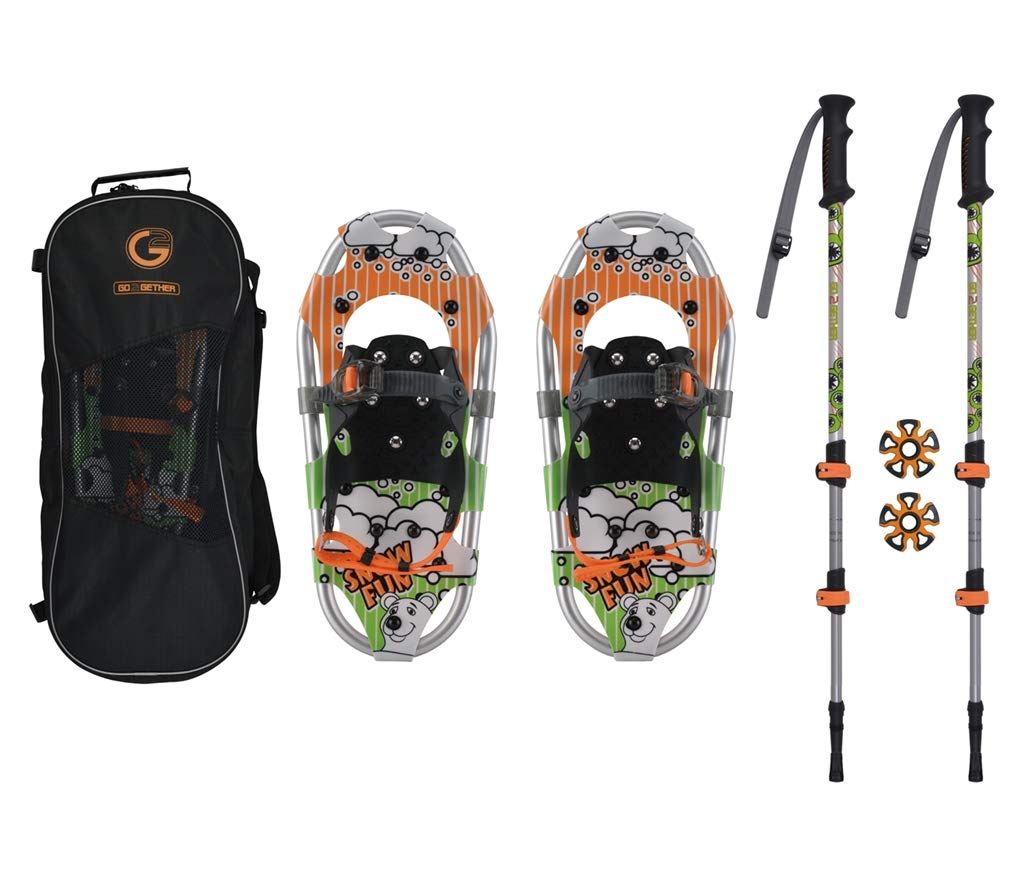 G2 GO2GETHER Snowshoes Kit Youth by G2 GO2GETHER
