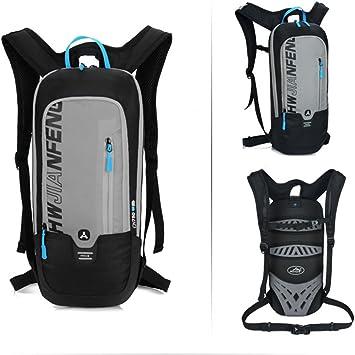 Resistente al agua mochila para ciclismo running senderismo ...