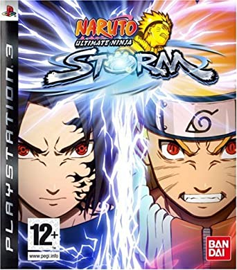 Amazon.com: Namco Naruto : Ultimate Ninja Storm: Video Games