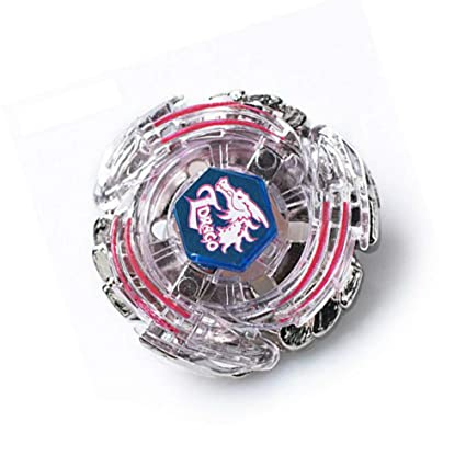 Beyblade BB43 Lightning L-Drago Metal Fusion 4D Beyblade with Launcher Kids Toys