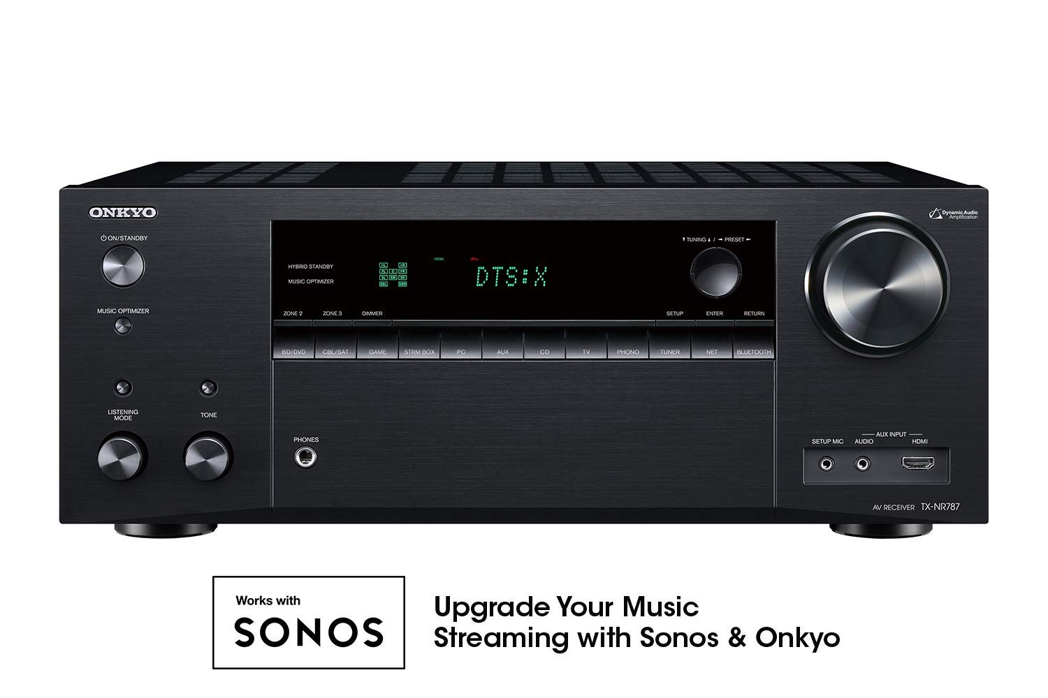 Onkyo TX-NR787 THX Certified 9.2-Channel Network A/V Receiver by Onkyo (Image #1)