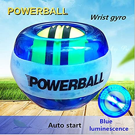 z-home Gyro Bola Spinner Deportes Fitness Powerball para ...