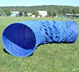 Super Giant 9 ft Fabric Tunnel w/28'' Diameter and Carry Bag