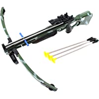 Deluxe Action Military Crossbow Set with Scope 30""