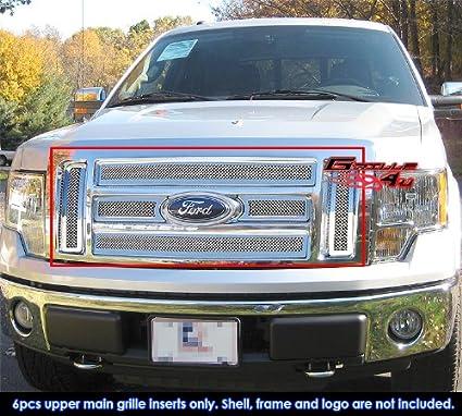 2012 F150 Grill >> Amazon Com Aps Fits 09 11 2010 2011 Ford F150 Lariat King