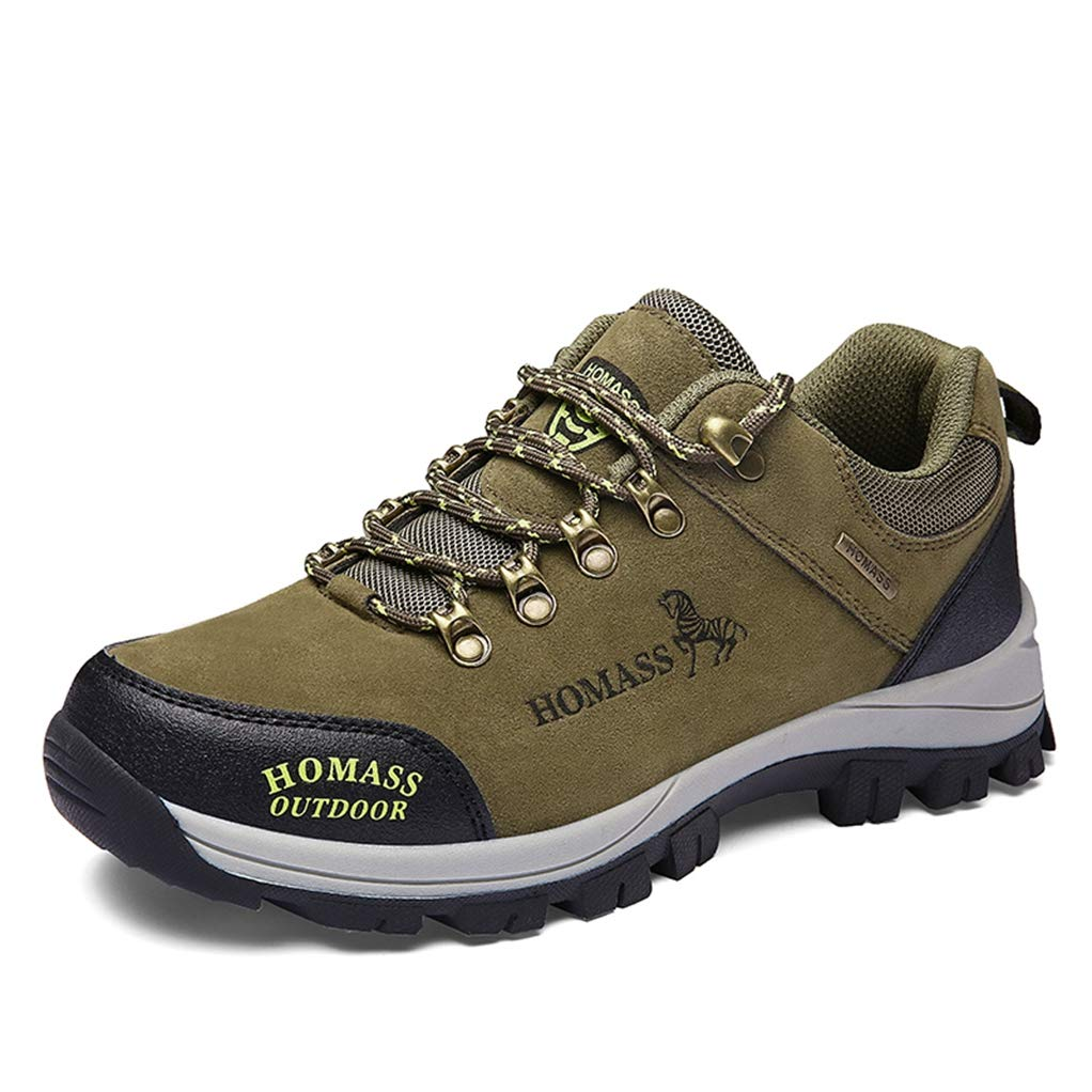 Giles Jones Mens Climbing Shoes Outdoor Lightweight Trekking Shoes Breathable Hiking Shoes