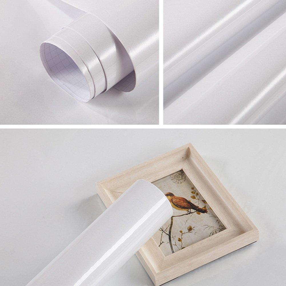 Cutogain 0.6/mx1/m en PVC de haute qualit/é Autocollant Papier peint pour r/énovation de meubles de salle de bain Meuble de cuisine