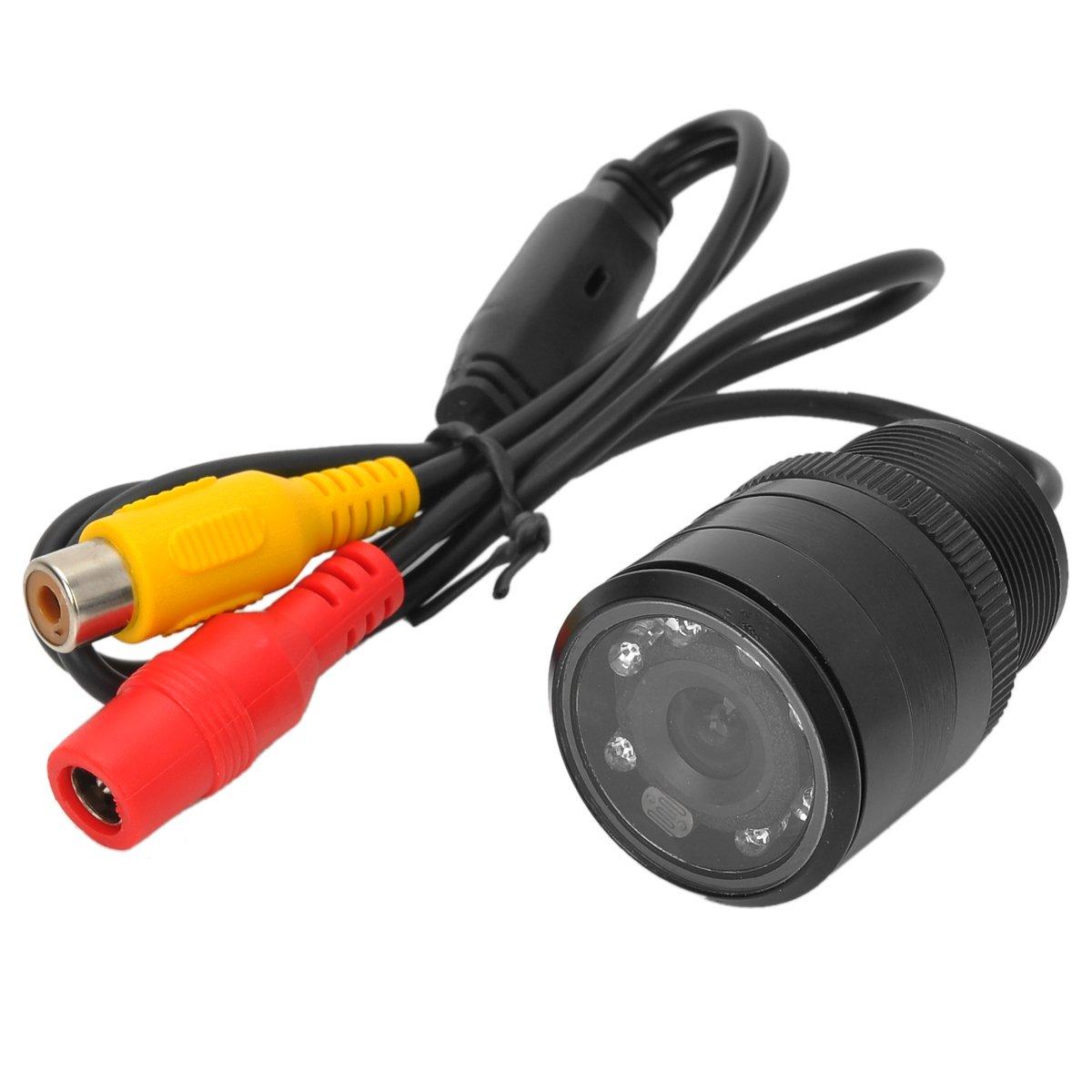 135 ~ 170度水resistantcar Rear ViewカメラナイトビジョンLED 2.4 GHz有線 B079DJSSQ6