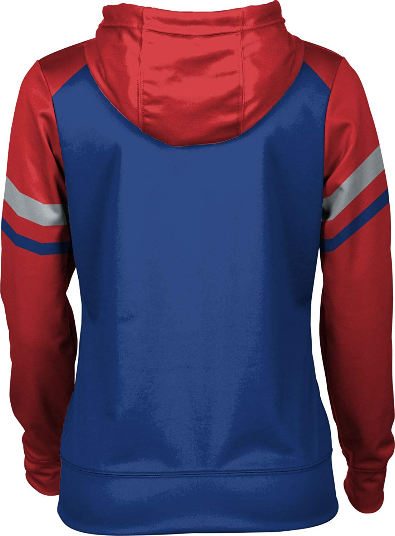 ProSphere Louisiana Tech University Girls Pullover Hoodie Old School School Spirit Sweatshirt
