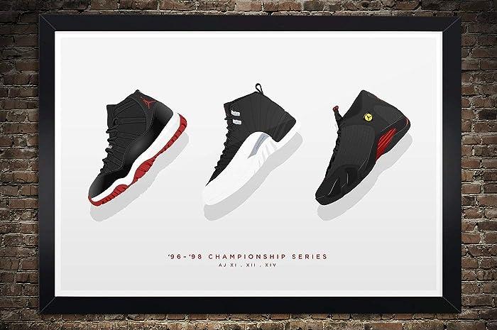 0ecdbcfaa4 Amazon.com: Air Jordan 11, 12, 14