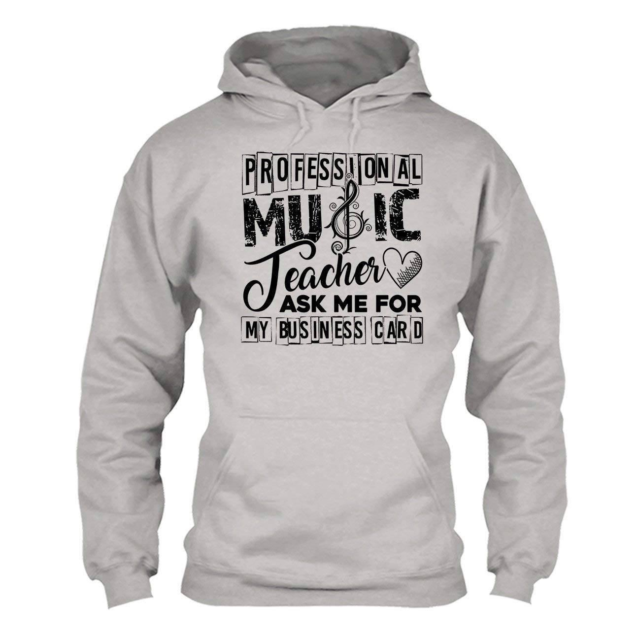 Cool Long Sleeve Shirt Professional Music Teacher Tee Shirt