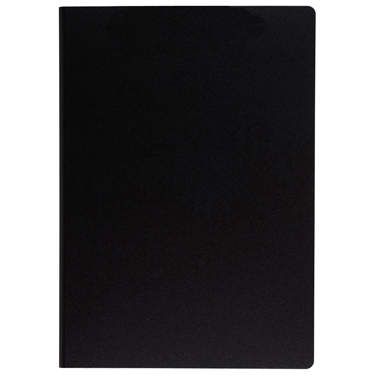 入射帰るほうきPanavage クリップボードフォルダ a4 ファイルボード バインダー 会議用パッド 黒