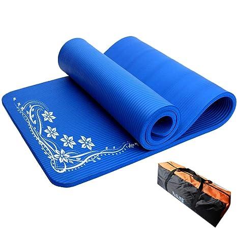 Yoga Colchonetas Fitness y Ejercicio Yoga Mat Ultra 20 mm de ...