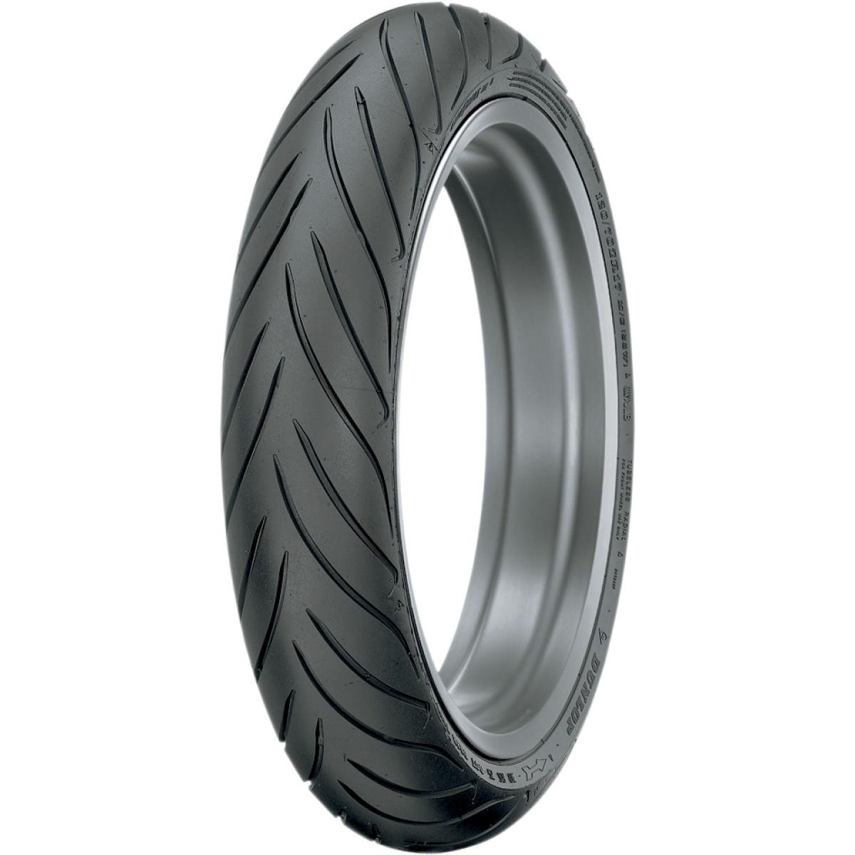 Dunlop Roadsmart II Tire - Front - 120/60ZR-17 , Position: Front, Tire Size: 120/60-17, Rim Size: 17, Load Rating: 55, Speed Rating: (W), Tire Type: Street, Tire Construction: Radial, Tire Application: Sport 30RS40