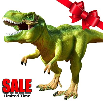 Amazon Com Sigmall Kids Dinosaur Toy Large T Rex Dino Jurassic