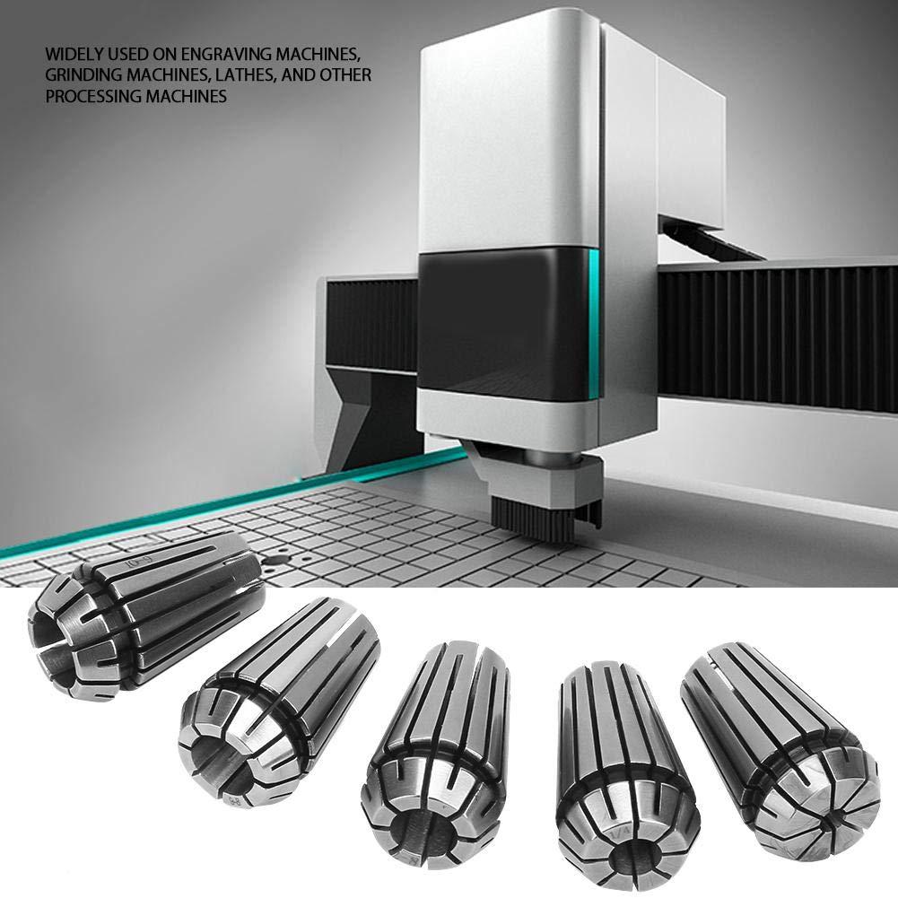 Nitrip ER16 Kohlenstoffstahl Spannzange f/ür CNC Fr/äsen Graviermaschine 8 MM 9 MM 10 MM 1//4 MM 1//8 MM