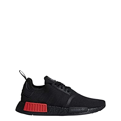 61af91523 adidas Originals NMD R1 Shoe - Men s Casual 7 Black Lush Red