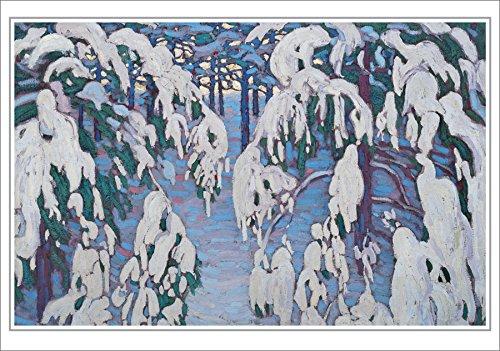 Lawren S. Harris: Snow Fantasy