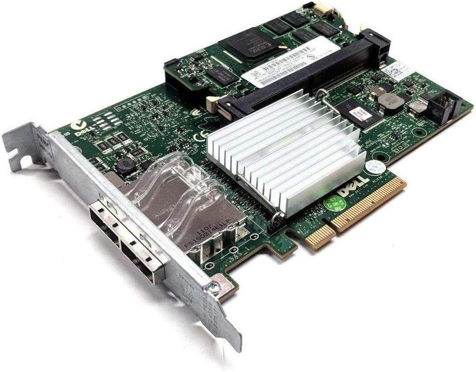 Dell PERC H800 512MB SAS RAID Controller N743J