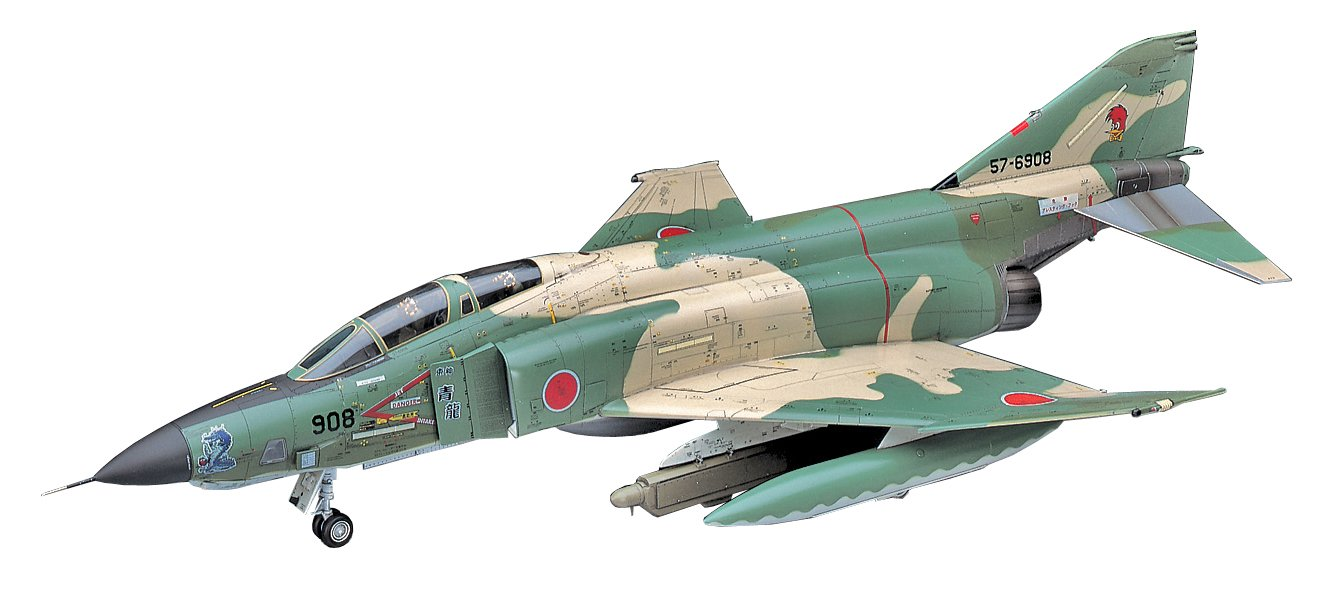 1//48 RF-4E Phantom II Air Self-Defense Force # PT30 japan import