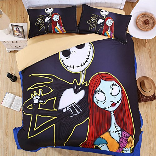 Funky Nightmare Before Christmas Bedding, Sheets & More : Funk ...