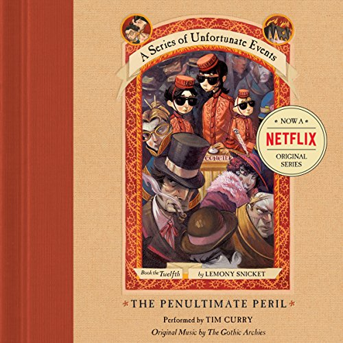 The Penultimate Peril: A Series of Unfortunate Events 12 Audiobook [Free Download by Trial] thumbnail