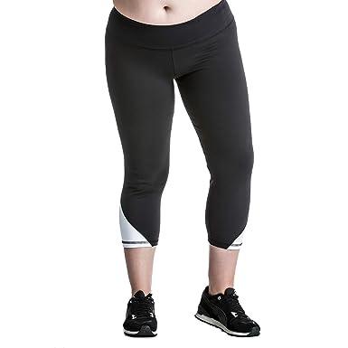 ac40e685fe Plus Size Capri Leggings - Premium Quality Women's Compression Yoga Pants  for The Curvy Girl -