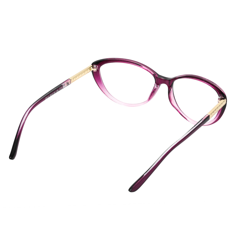 forepin reg; Katzenauge Elvis Stil Brille Rahmen 50er: Amazon.de ...