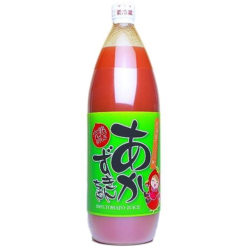 完熟朝もぎトマトジュース赤ずきんちゃん