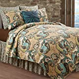 C&F Home Kasbah King 3 Piece Quilt Set King 3 Piece Set Brown
