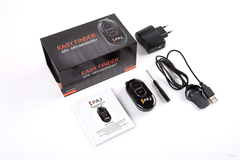 PAJ Easy Finder 2.0 - Localizador GPS - Marca Alemana ...