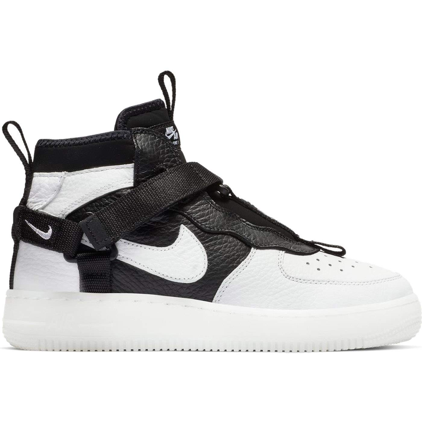 huge selection of 2591c 1caf9 Amazon.com | Nike Air Force 1 Utility Mid (gs) Big Kids ...