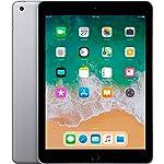 Novo Ipad Apple, Tela Retina 9.7, 128gb, Cinza Espacial, Wi-fi - Mr7j2bz/a