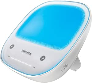 Philips GoLite BLU Energy Light Therapy Lamp, Rechargeable (HF3429/60)