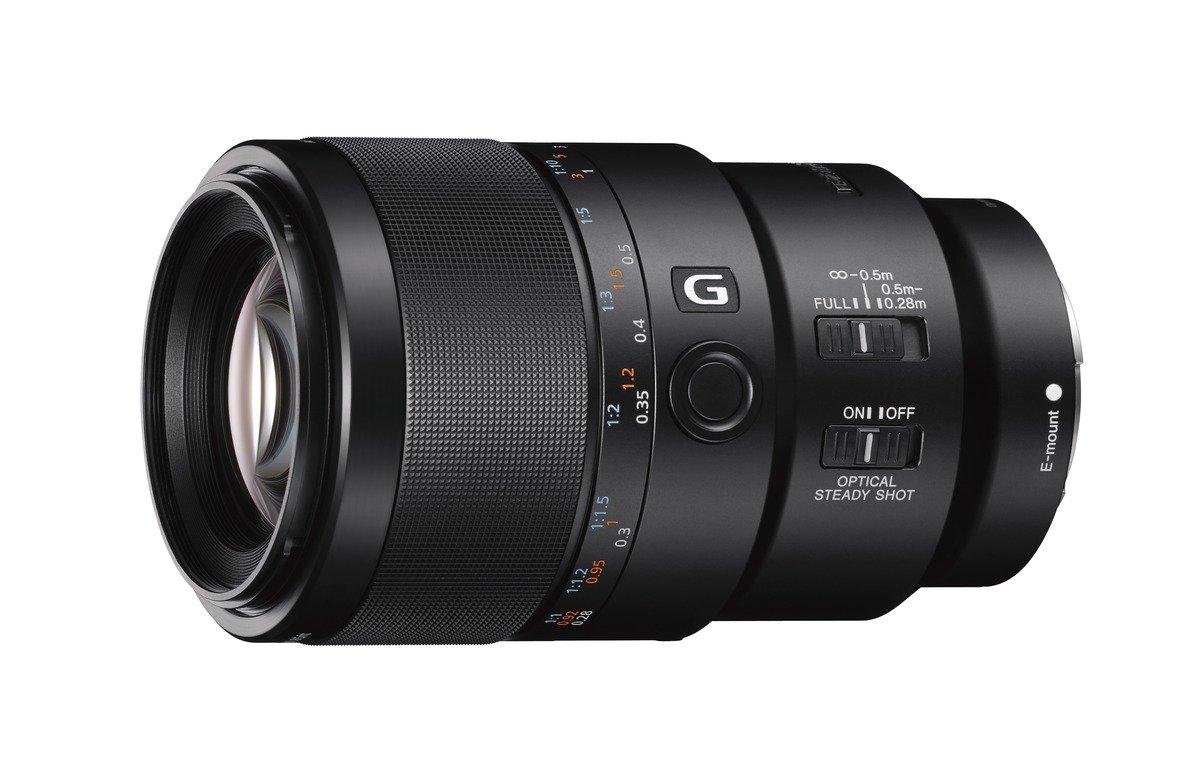 Sony SEL-90M28G Medium-Tele-/Makroobjektiv 90mm