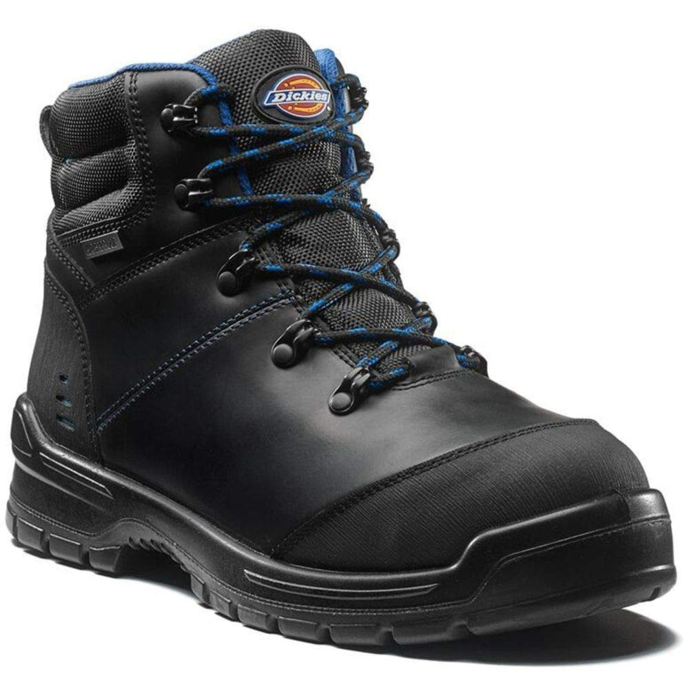 Dickies Cameron Safety Work Boots Non Metallic Waterproof FC9535 Black