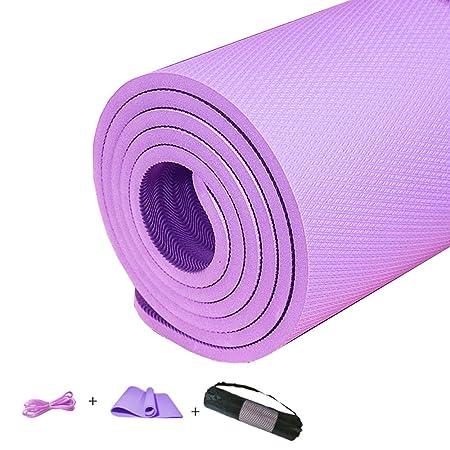 LB Esterilla De Yoga 6 Mm PoE Cojín Grueso Almohadilla ...