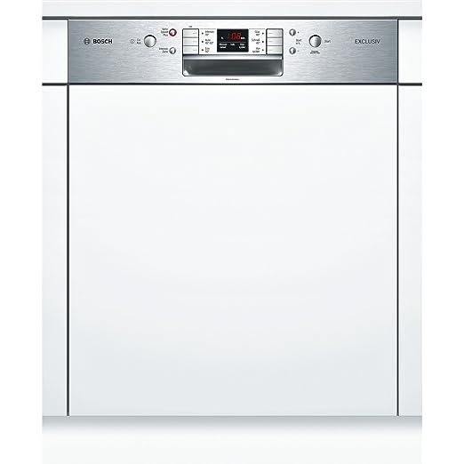 Bosch SMI86R15DE lavavajilla Semi-incorporado 14 cubiertos A++ ...