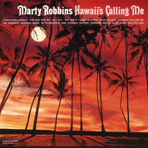 Hawaii's Calling Me [Vinyl] by Bear Family