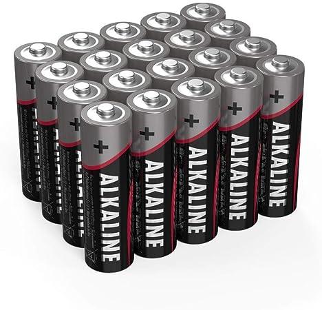 Ansmann Alkaline Batterie Mignon Aa Lr06 1 5v Elektronik