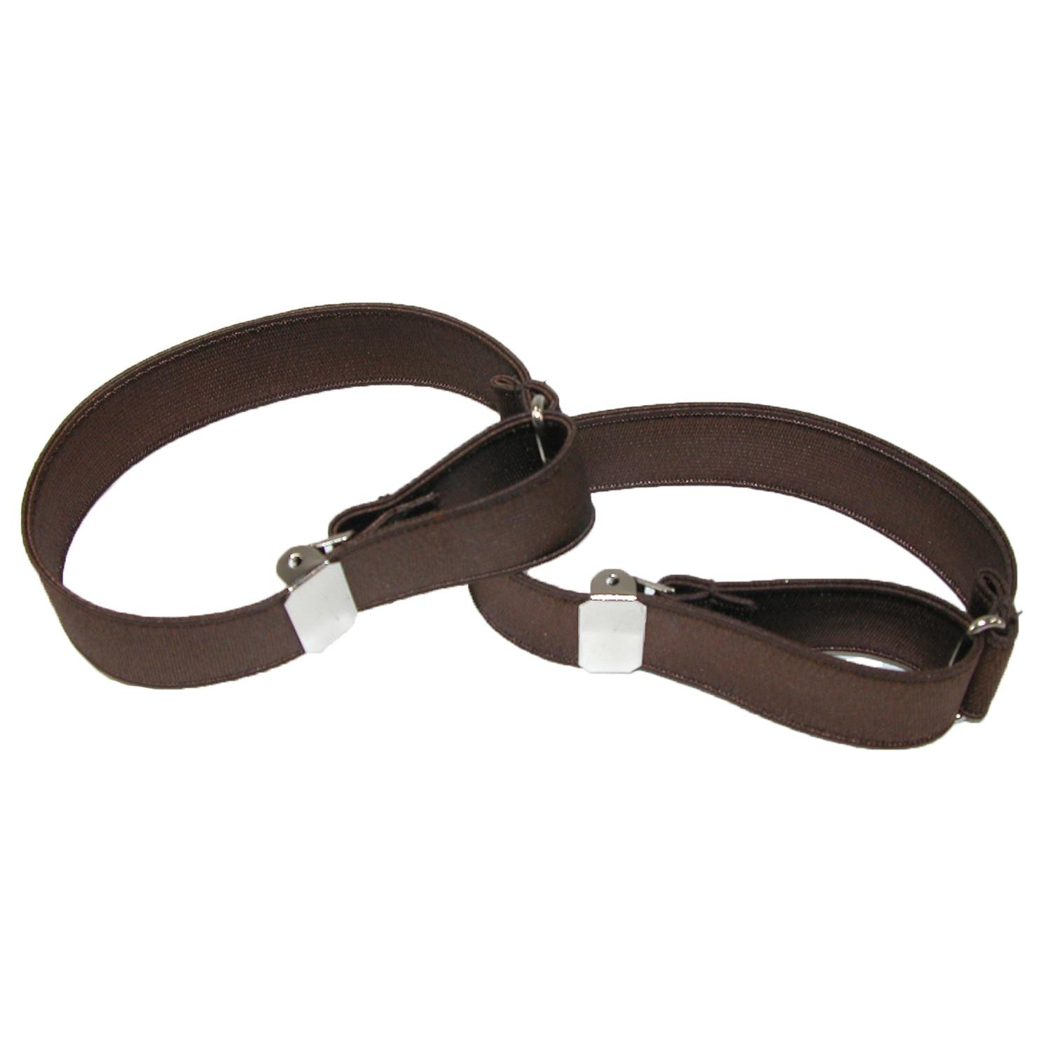Vintage Shirts – Mens – Retro Shirts CTM Satin Elastic Solid Color Adjustable Armband Sleeve Garter $14.94 AT vintagedancer.com