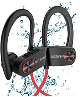 HolyHigh Auriculares Bluetooth Yuanguo2 Impermeable IPX7 Cascos ...