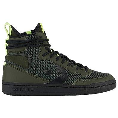 91eba32e2 Amazon.com | Converse Unisex Fastbreak Cascade Hi Top Sneakers | Fashion  Sneakers