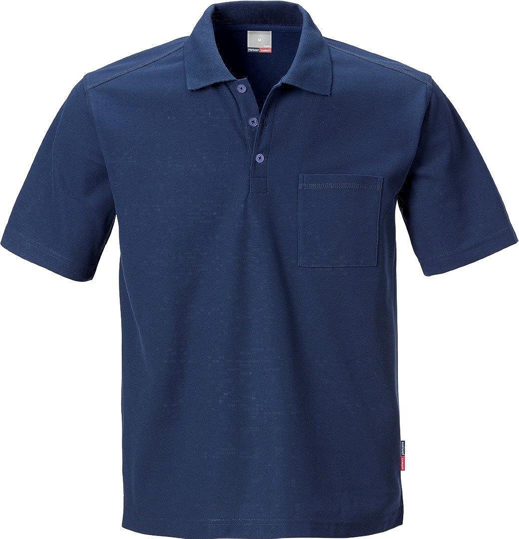 Fristads Kansas Match Poloshirt Herren Rot 100780 331
