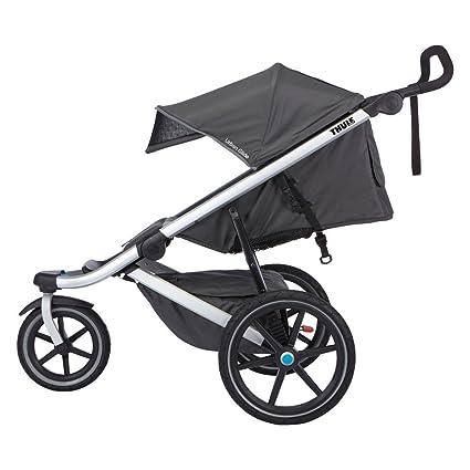 Amazoncom Thule Urban Glide Jogging Stroller Dark Shadow Baby