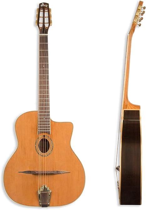 Aileen gitana para guitarra acústica: Amazon.es: Instrumentos ...