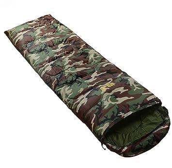 Saco de Dormir Adulto Grueso Saco de Dormir Ligero a Prueba de Calor Caliente Cuatro Estaciones Saco de Dormir de: Amazon.es: Juguetes y juegos