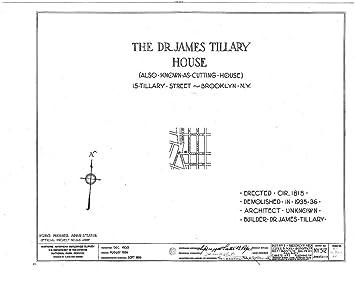 Amazon historic pictoric blueprint diagram habs ny 24 brok 35 historic pictoric blueprint diagram habs ny24 brok35 sheet 0 malvernweather Image collections