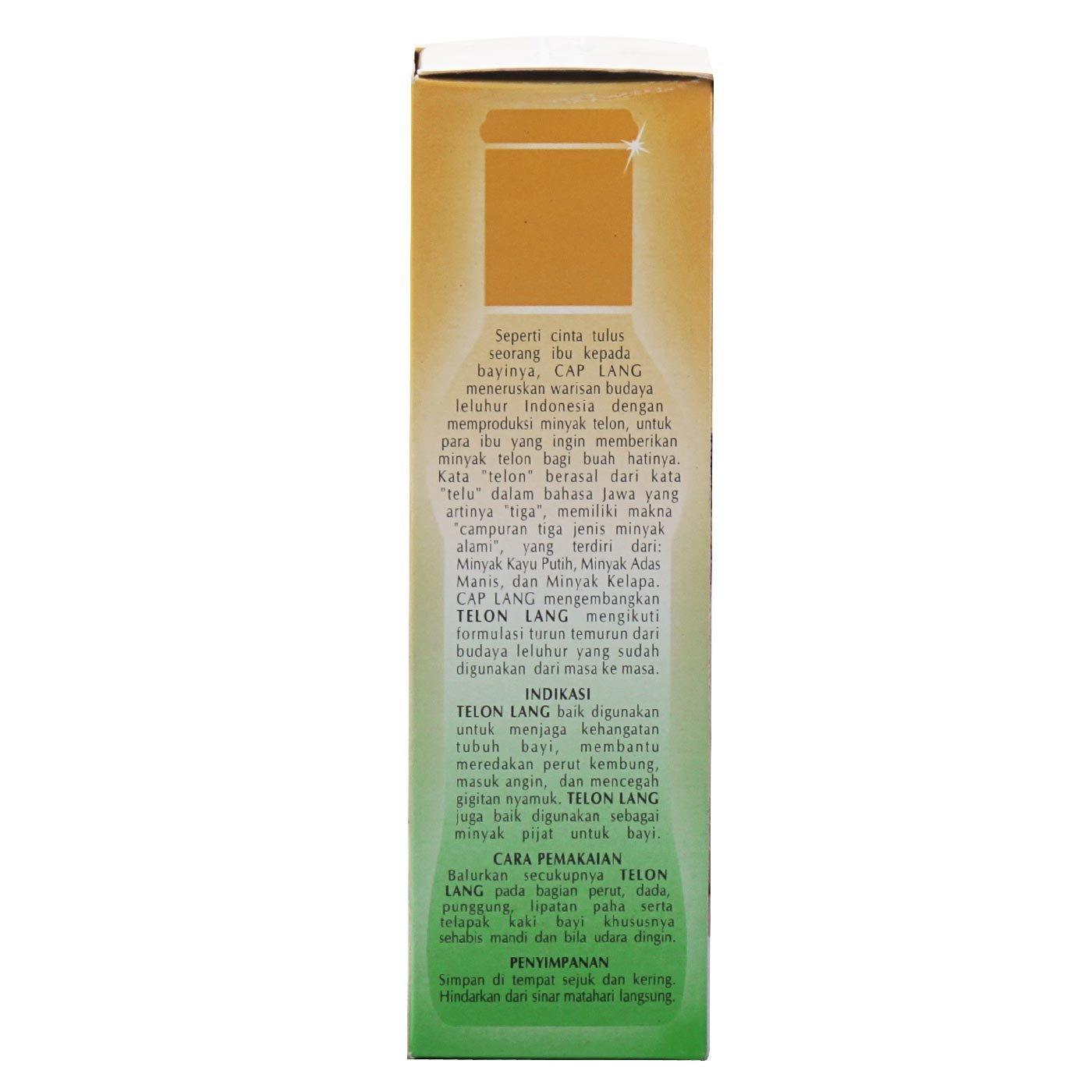 Cap Lang Eagle Brand Telon Oil 30ml Health Minyak Kayu Putih Caplang 60ml Dan Personal Care