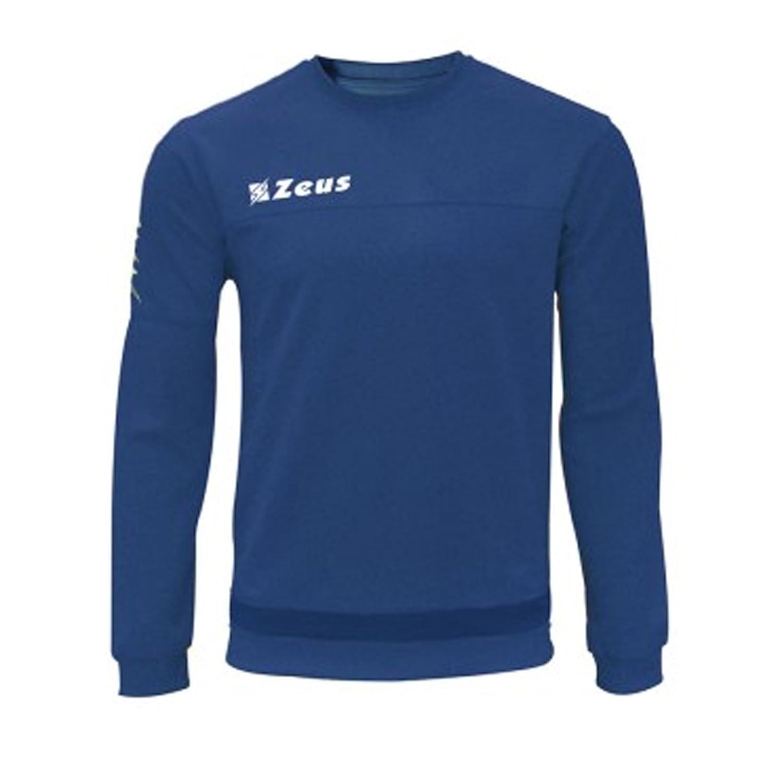 Felpa Enea Corsa Sport Uomo Staff Running jogging Allenamento Relax Calcio Calcetto Torneo Scuola Sport ZEUS